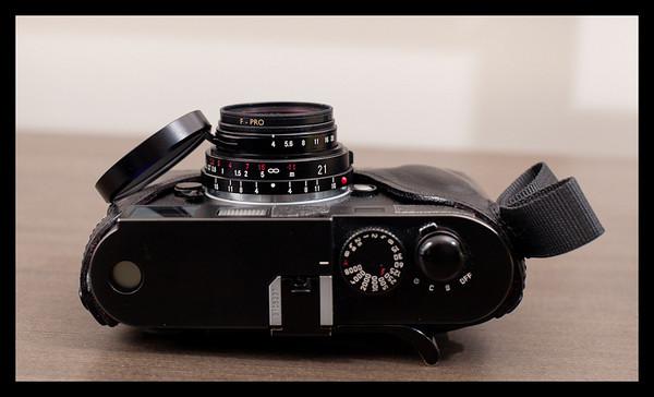 leica voigtlander 21mm color skopar lens hood