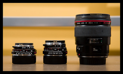 Leica M8 M9 Voigtlander 35mm Nokton F/1.4 Lens Review Images
