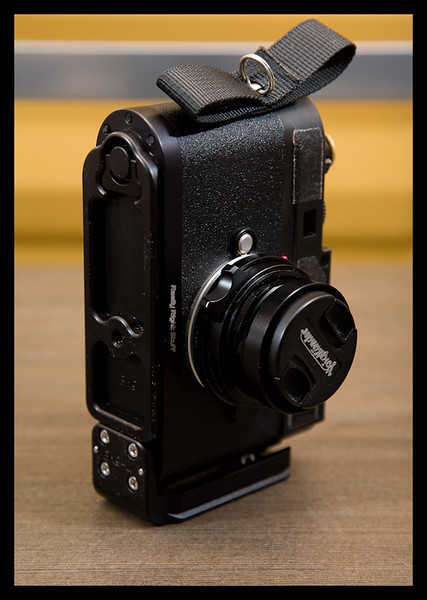 Really Right Stuff L-Bracket Review for Leica M8 / M9