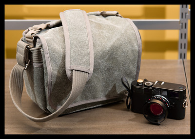 ThinkTank Photo Retrospective 5 Bag Review Image Leica