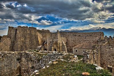 Patra Castle